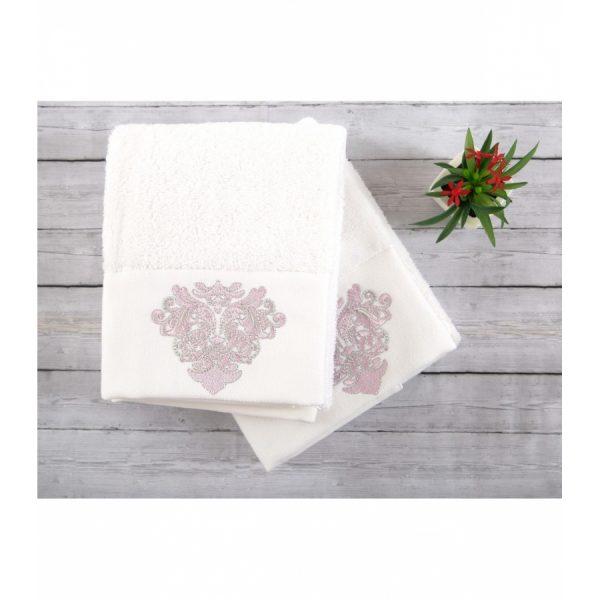 купить Набор полотенец Irya - Adore white 2 шт