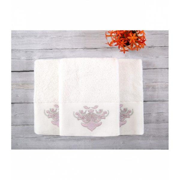 купить Набор полотенец Irya - Adore white 3 шт
