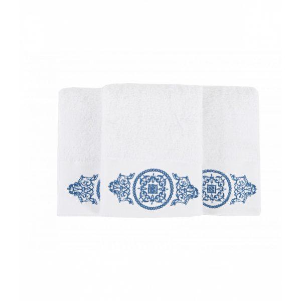купить Набор полотенец Irya - Lara white 3 шт