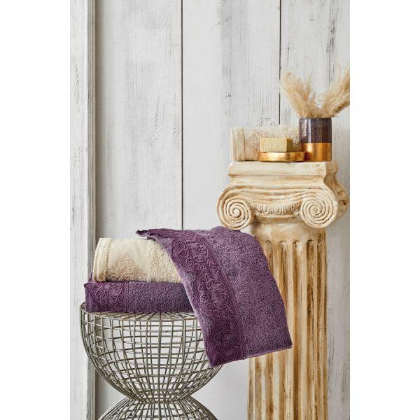 купить Набор полотенец Karaca Home - Valeria Murdum 2020-2