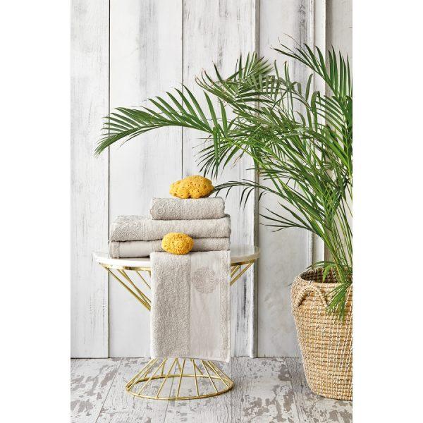 купить Набор полотенец Karaca Home - Valeria Rose-Gold 2020-2