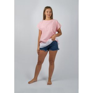 купить Пляжная туника Barine - White Imbat Shirt papaya розовый