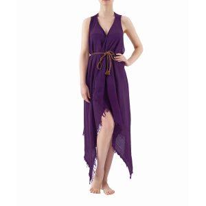 купить Пляжная туника Buldans - Carmen purple