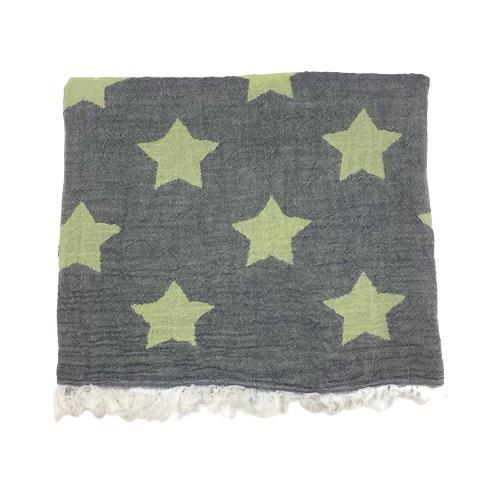 купить Пляжное полотенце Gold Soft Life pestemal Star 100*180 Зеленый