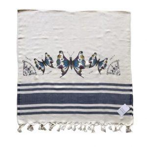 купить Пляжное полотенце Zugo Home Бабочки 80*170