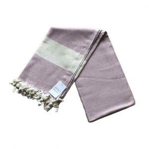 купить Пляжное полотенце Zugo Home Pestemal Elmas 100*180 Сиреневый