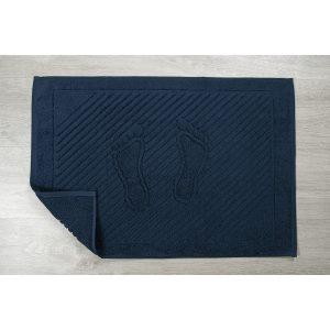 купить Полотенце для ног Iris Home - Бордюр lacivert