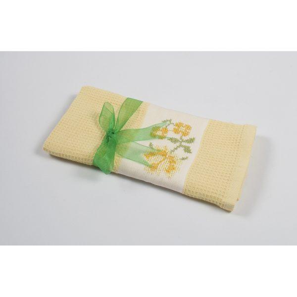 купить Полотенце кухонное Lotus Life - Желтый