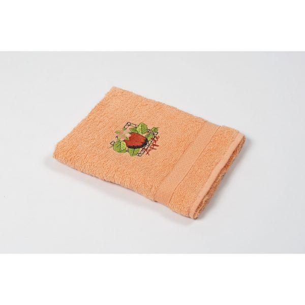 купить Полотенце кухонное Lotus Sun - Apple оранжевый