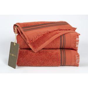 купить Полотенце махровое Buldans - Almeria brick