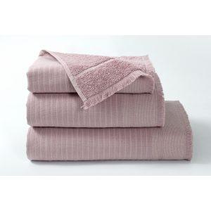купить Полотенце махровое Buldans - Simba gul kurusu розовый