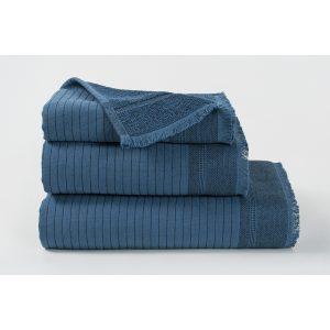 купить Полотенце махровое Buldans - Simba indigo синий