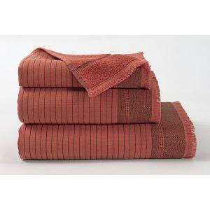 купить Полотенце махровое Buldans - Simba kiremit красный