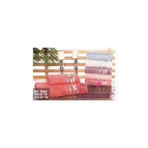 купить Полотенце махровое Pupilla Vip Bamboo - Lady/Fresh красный