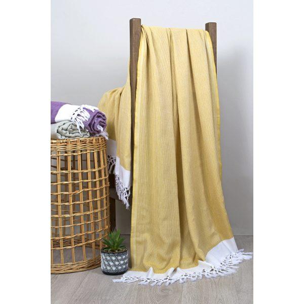 купить Полотенце пляжное Buldans - Mercan sari