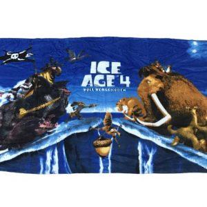 купить Полотенце пляжное Vende велюр Ice Age 4 Voll Verschoben 75*150
