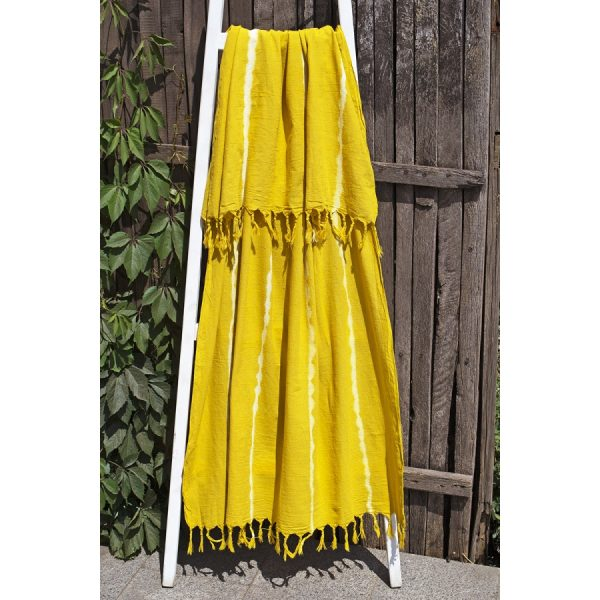 купить Полотенце Barine Pestemal - Flash Mustard
