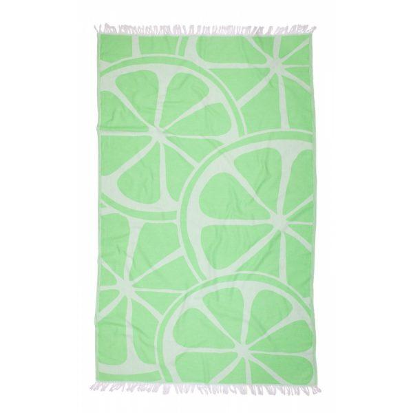 купить Полотенце Barine Pestemal - Lemon Green