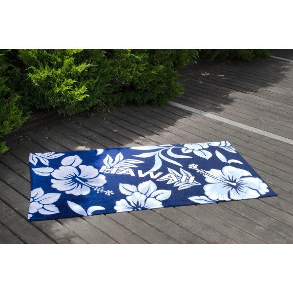 купить Полотенце Lotus пляжное - Hawaii велюр