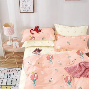 купить Постельное белье Bella Villa Сатин B-0242 Розовый фото