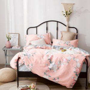 купить Постельное белье Bella Villa Сатин B-0248 Розовый фото