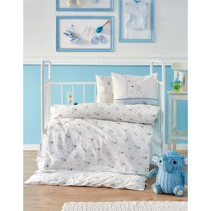 купить Детский набор в кроватку с бортиками Karaca Home - Woof 2018-1 (10 предметов)