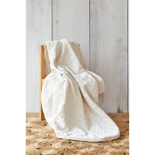 купить Детский плед в кроватку Karaca Home - Candy Bej 2020-2 100*120