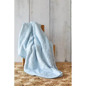 купить Детский плед в кроватку Karaca Home - Candy Mavi 2020-2 100*120