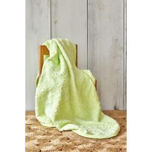 купить Детский плед в кроватку Karaca Home - Candy Yesil 2020-2 100*120