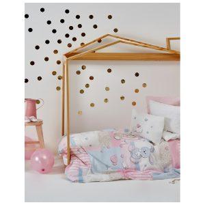 купить Детский плед в кроватку Karaca Home - Honey Bunny pembe 2017-1 100*120