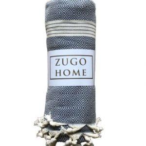 купить Покрывало пештемаль Zugo Home Elmas 200*240 см Синий