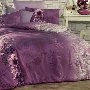 купить Постельное белье La Rita ранфорс Indiana Фиолетовый фото