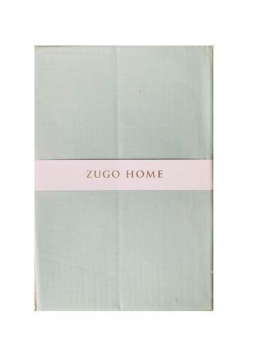 купить Простынь Zugo Home ранфорс Basic Ментоловый_x000D_