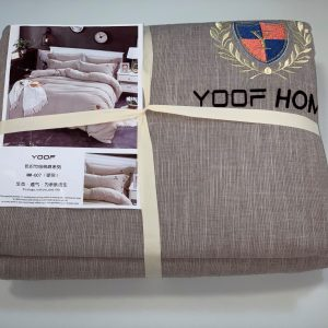 купить Постельное белье Французский лен 649214 Бежевый фото