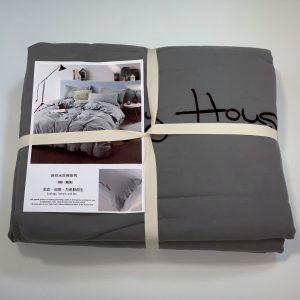 купить Постельное белье Французский лен 649443 Серый фото
