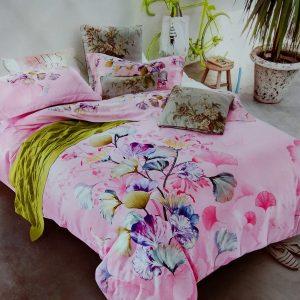 купить Постельное белье сатин люкс 60S 00001673 Розовый фото