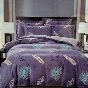 купить Постельное белье фланель 470936 Фиолетовый фото
