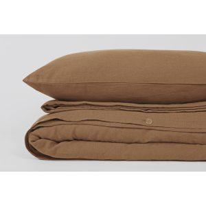 купить Постельное белье Barine - Serenity indian tan Коричневый фото