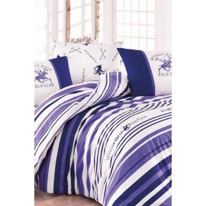 купить Постельное белье Beverly Hills Polo Club ранфорс - BHPC 029 Lilac Фиолетовый фото