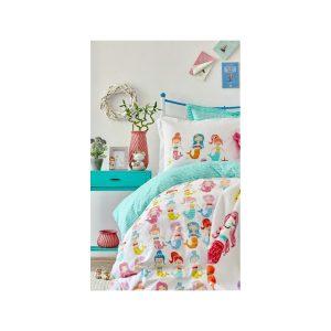 купить Постельное белье Karaca Home - Sirena 2018-1 Розовый фото