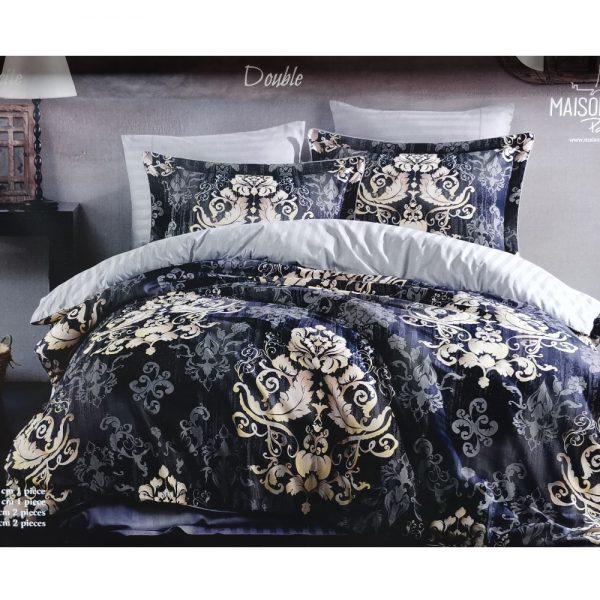 купить Постельное белье Maison Dor CLAIR ANTRASIT Серый фото