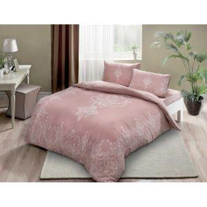 купить Постельное белье TAC ранфорс - Harper g.kurusu v02 Розовый фото