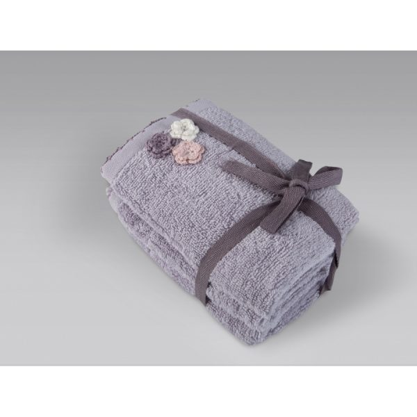 купить Набор полотенец Irya - Carle lila 3шт