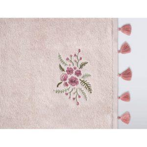 купить Набор полотенец Irya - Elia pudra 3шт