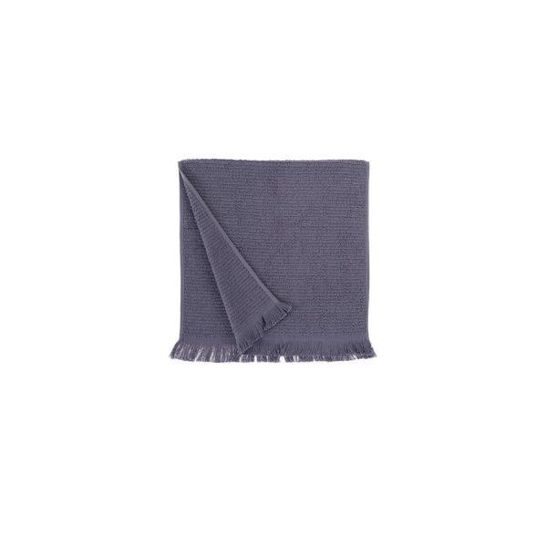 купить Полотенце махровое Buldans - Athena purple grey