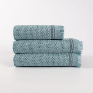 купить Полотенце махровое Buldans - Parga Patara livid blue