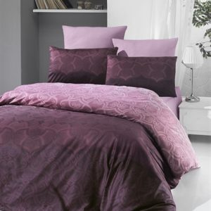 купить Постельное белье VICTORIA Sateen PANDORA Rose Фиолетовый фото