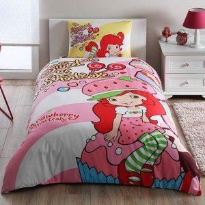 купить Подростковое постельное белье TAC Disney S.Shortcake Cute Розовый фото