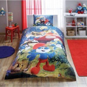 купить Подростковое постельное белье TAC Disney Sirinler the Lost Vill Голубой фото