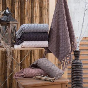 купить Набор махровых полотенец Sikel жаккард Kapadokya (6 шт)